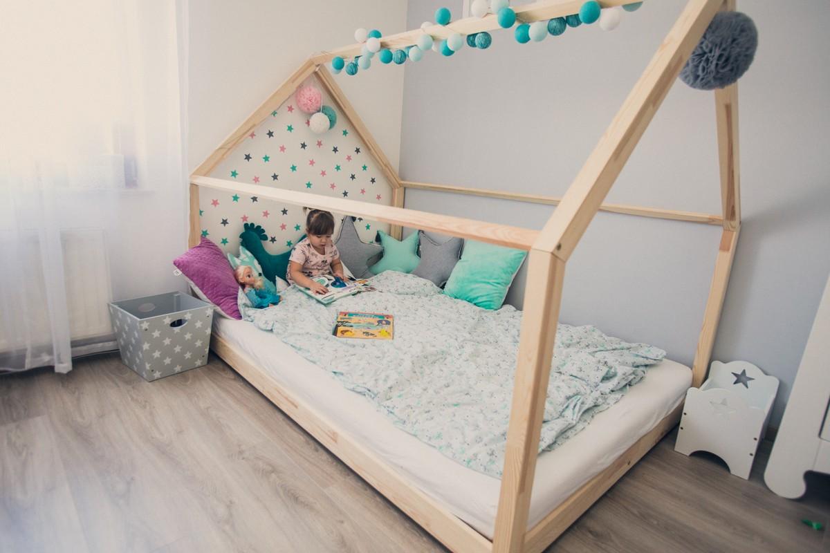 łóżko Domek Jak Się Sprawdza W Pokoju Dziewczynek Mamalife
