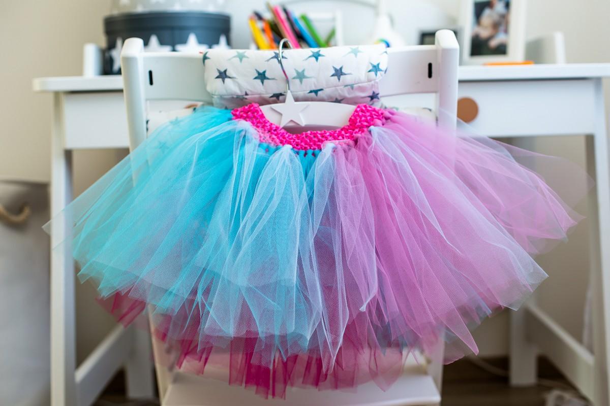 d2cb4433 Mała rzecz, a cieszy - TIULOWA spódnica DIY! - MAMAlife
